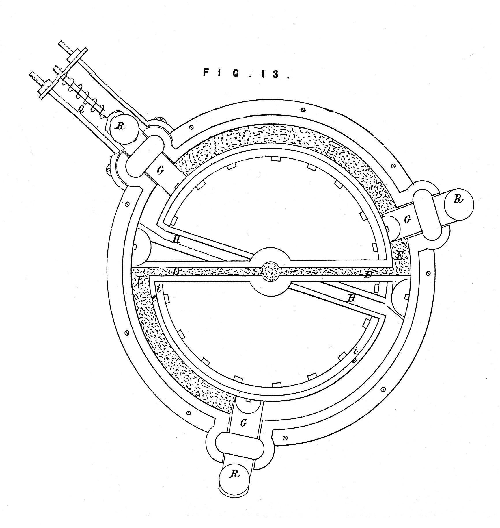 Rotary Steam Engine 1