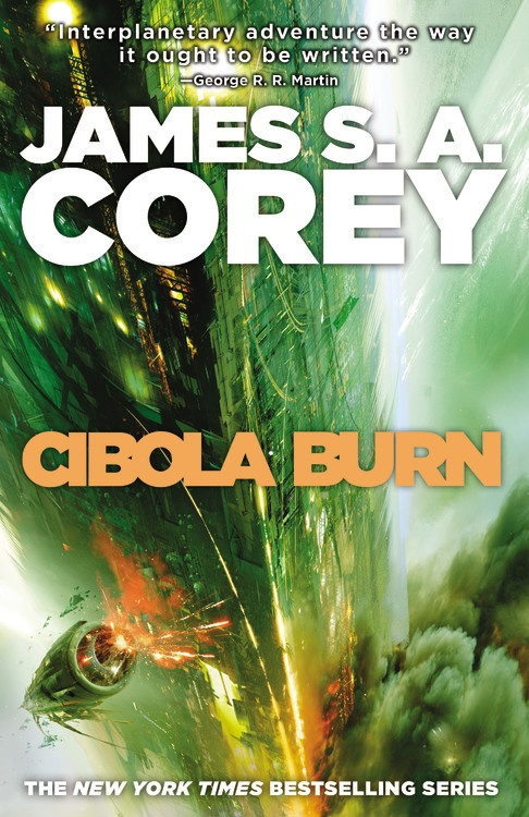 Final Expanse Book : final, expanse, James, Corey