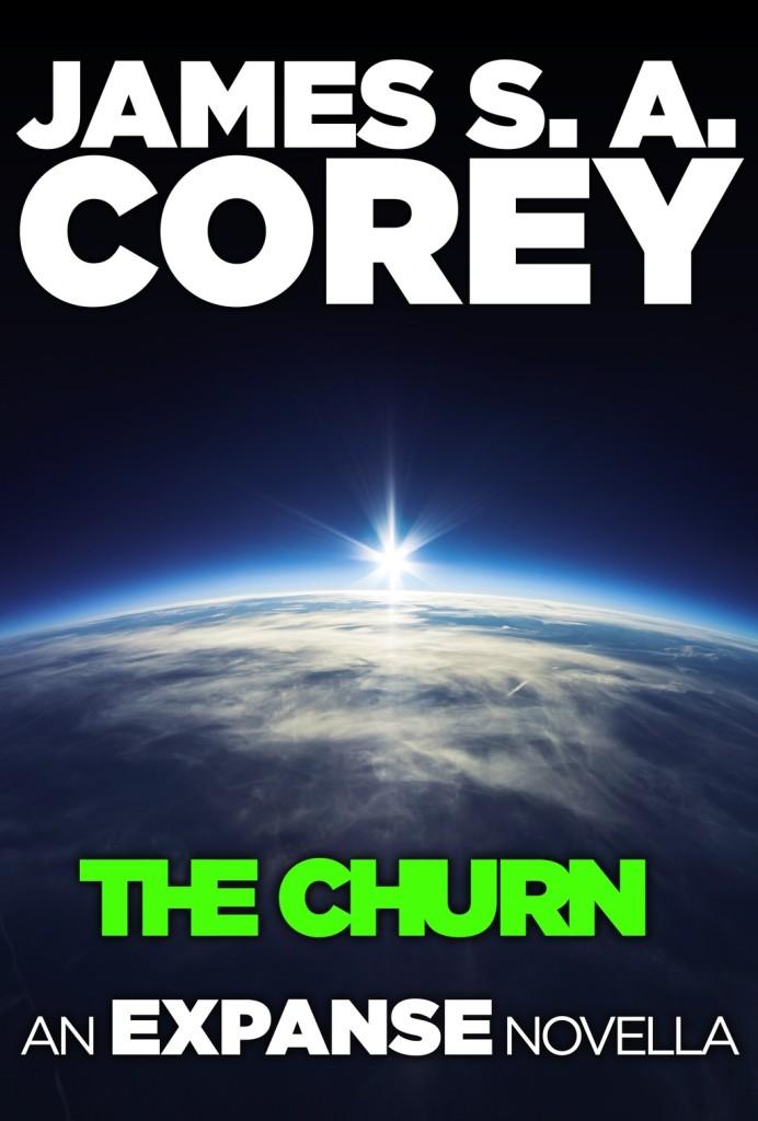 James S. A. Corey : james, corey, Churn