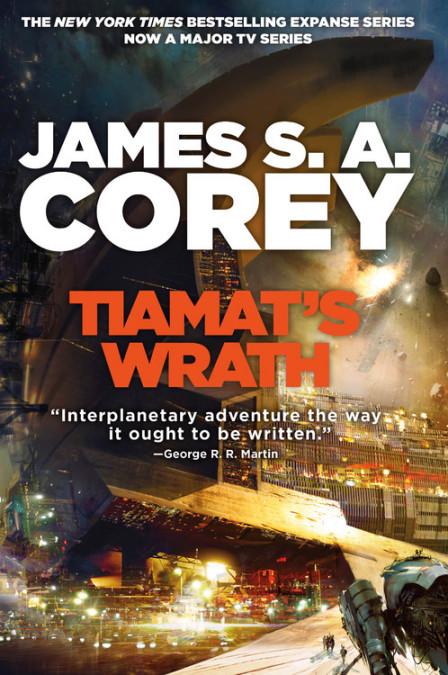James S. A. Corey : james, corey, Tiamat's, Wrath, James, Corey