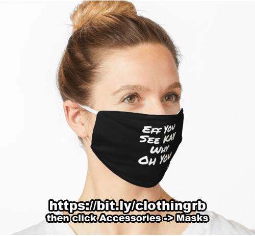 Face Masks For Health And Safety