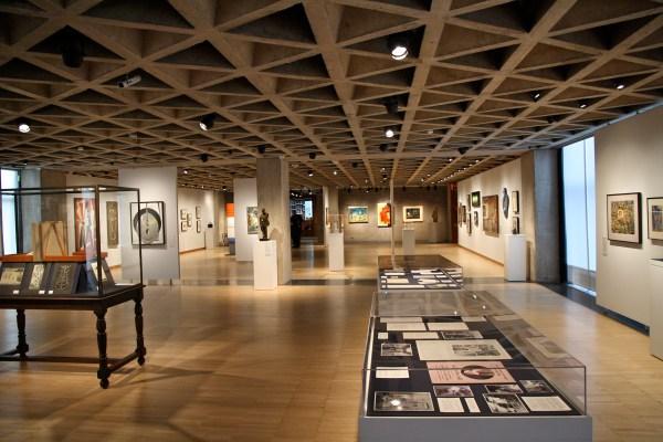 Bold Arts Architecture Suddenly Big Campus
