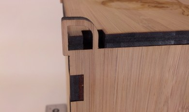 How To Make Wood Box Hinges Wooden Thing