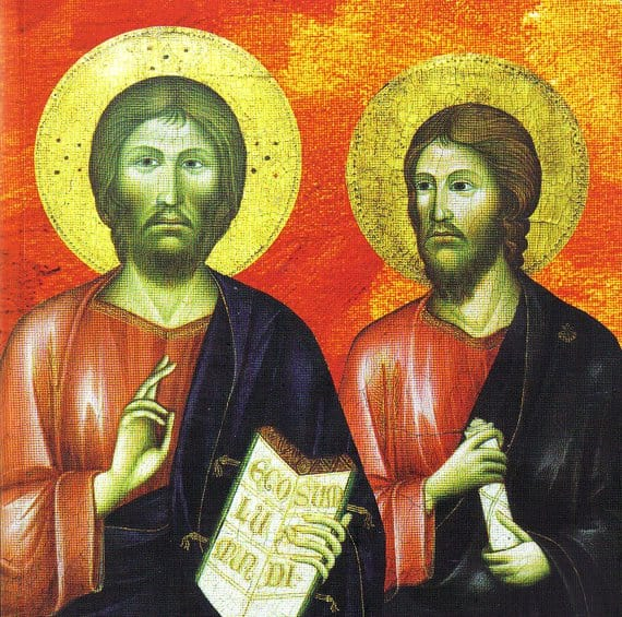 Jesus-and-his-brother-James