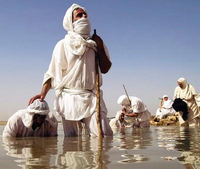 Mandean Baptism Today
