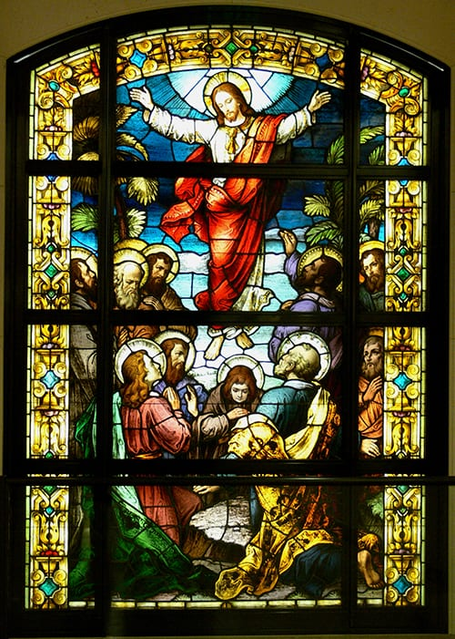 How, Why, and When Was the Human Figure of Jesus Was