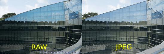 SELP1650 - 16 mm Distortion Comparison
