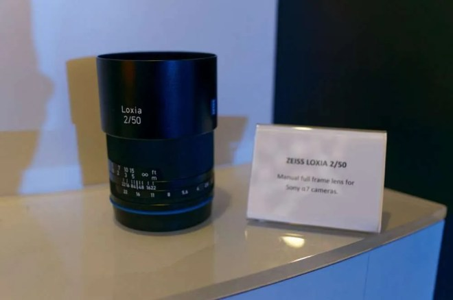 Zeiss Loxia FE 50mm Manual Lens