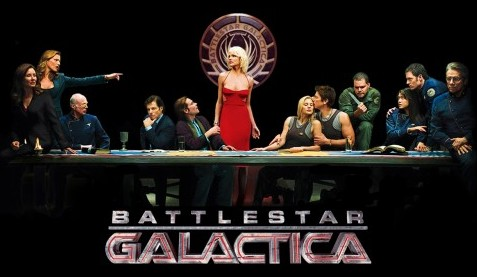 Battlestar Galactica has a lot to teach writers.