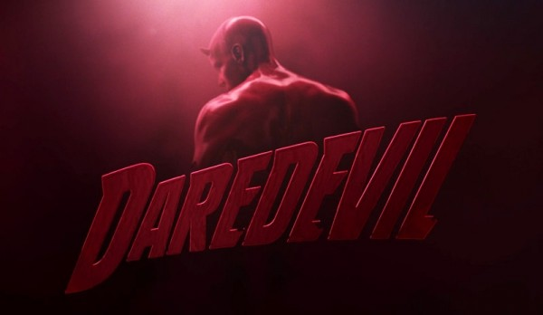 Title card to the Netflix/Marvel series Daredevil.