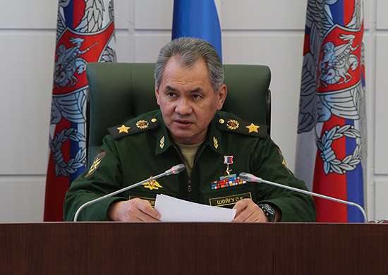 Russian defense chief: USA missile strike on Syria threatened Russian troops
