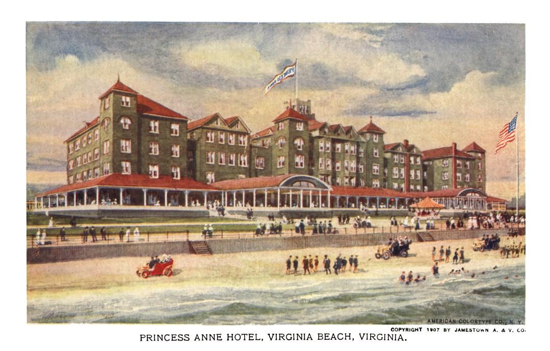 06PCJamestown Exposition00068 - Princess Anne Hotel copy