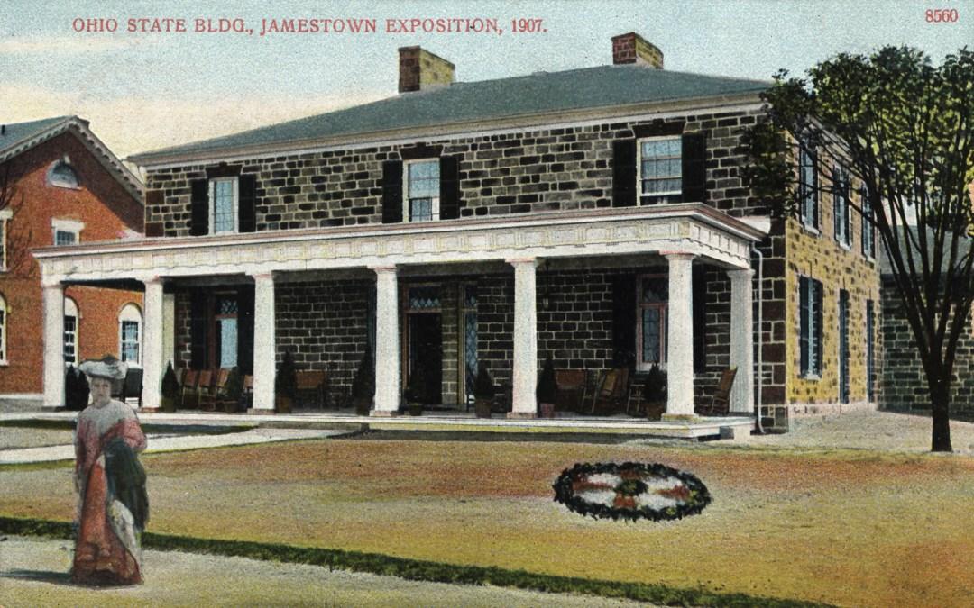 06PCJamestown Exposition00180 - Ohio State bldg copy