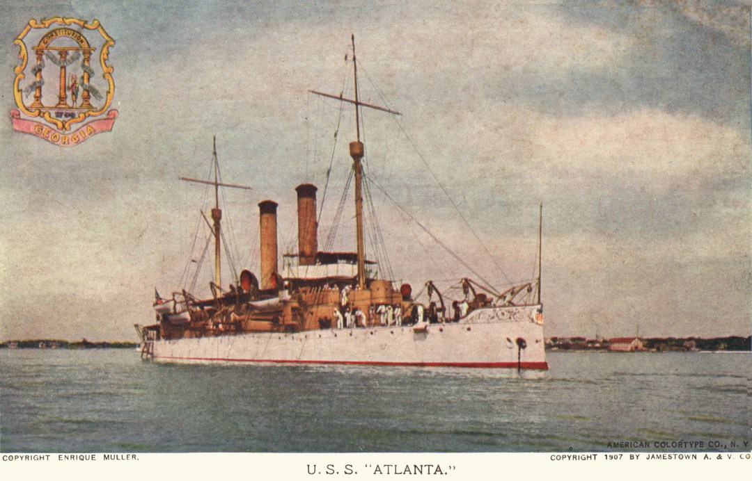 06PCJamestown Exposition00187 - USS Atlanta copy
