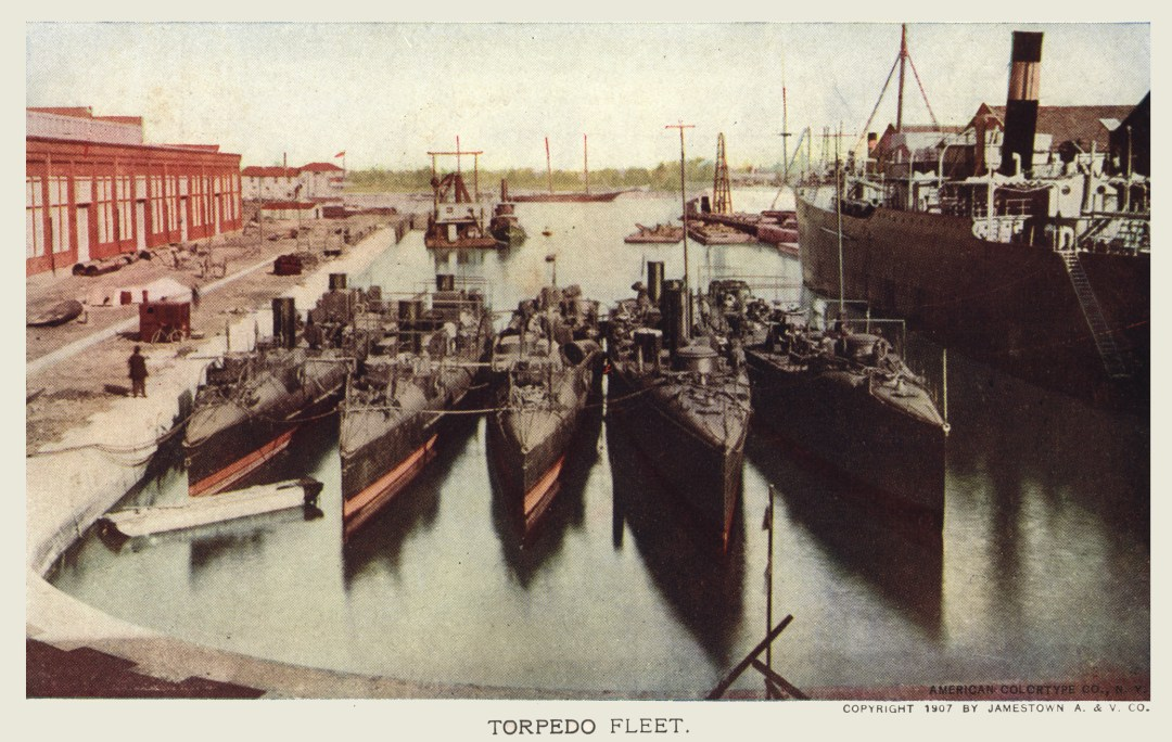 06PCJamestown Exposition00188 - Torpedo Fleet copy