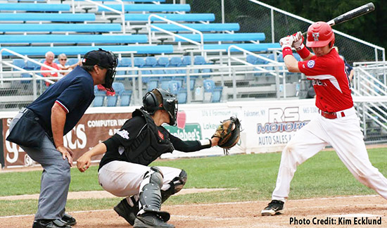 Babe Ruth World Series for 13-Year-Olds brings action packed baseball to Jamestown.
