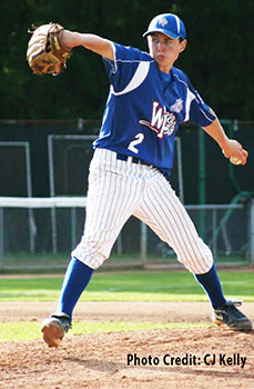 Regional champs bring heat from the mound in Babe Ruth World series.
