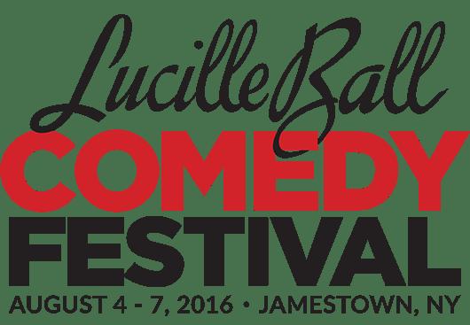 Lucille Ball Comedy Festival Logo