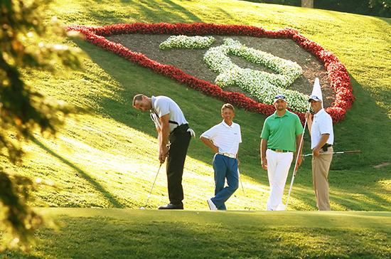 Golf Upper 3