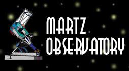 Martz Observatory Logo