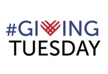 Giving Tuesday is December 3, 2019