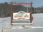 Chautauqua County/Jamestown Airport at Robert H. Jackson Field