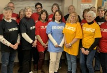 VITA (Volunteer Income Tax Assistance) volunteers