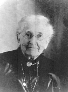 Jane Fenton Knowles, age 80