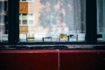 Polaroids. Chicago, IL 2015