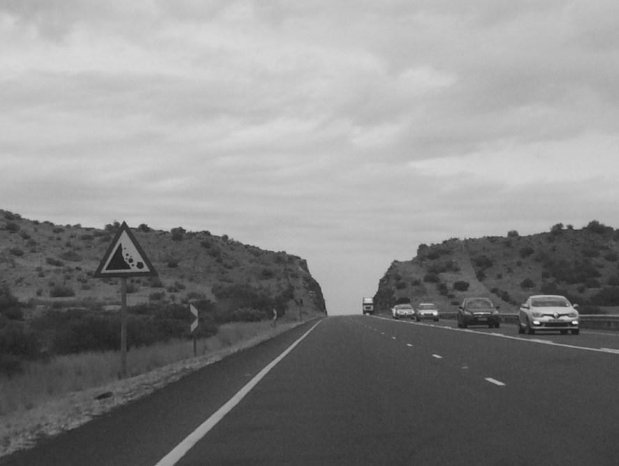 Highway N1 . South Africa