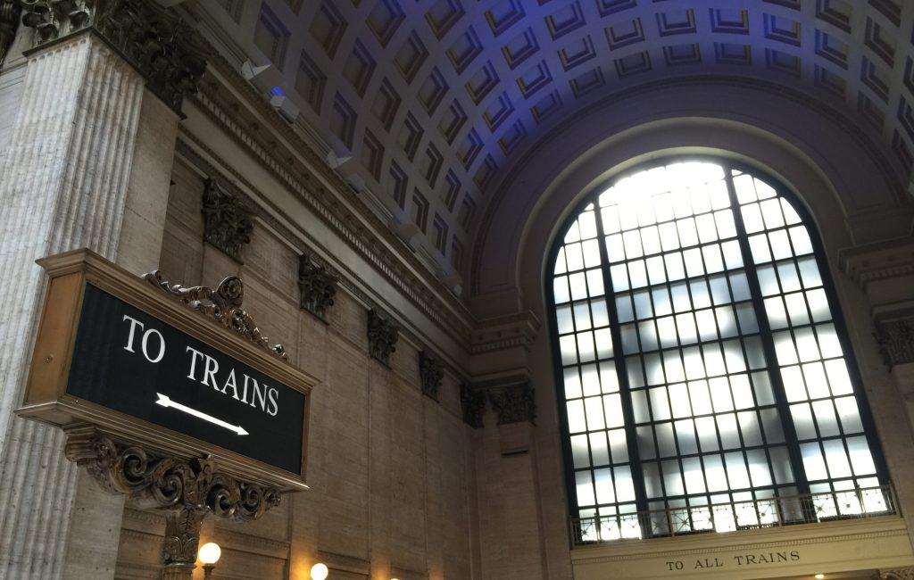 Union Station . Chicago