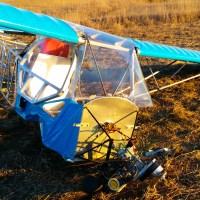 Crashing a Belite Airplane