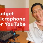 Budget Mic For YouTube Video