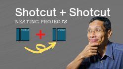Reusing Shotcut Files