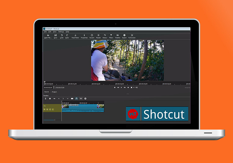 Video Editing With Shotcut