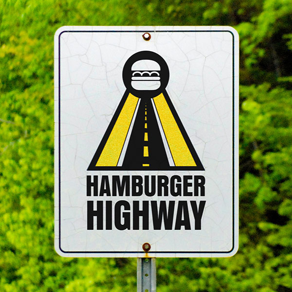 James Wyatt Crosby - Hamburger Highway
