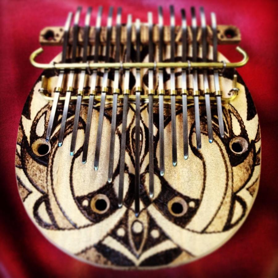 【1/11-12】 Bun カリンバ作りWorkShop @ 楽園酒家チャランケ京都 ※7名限定