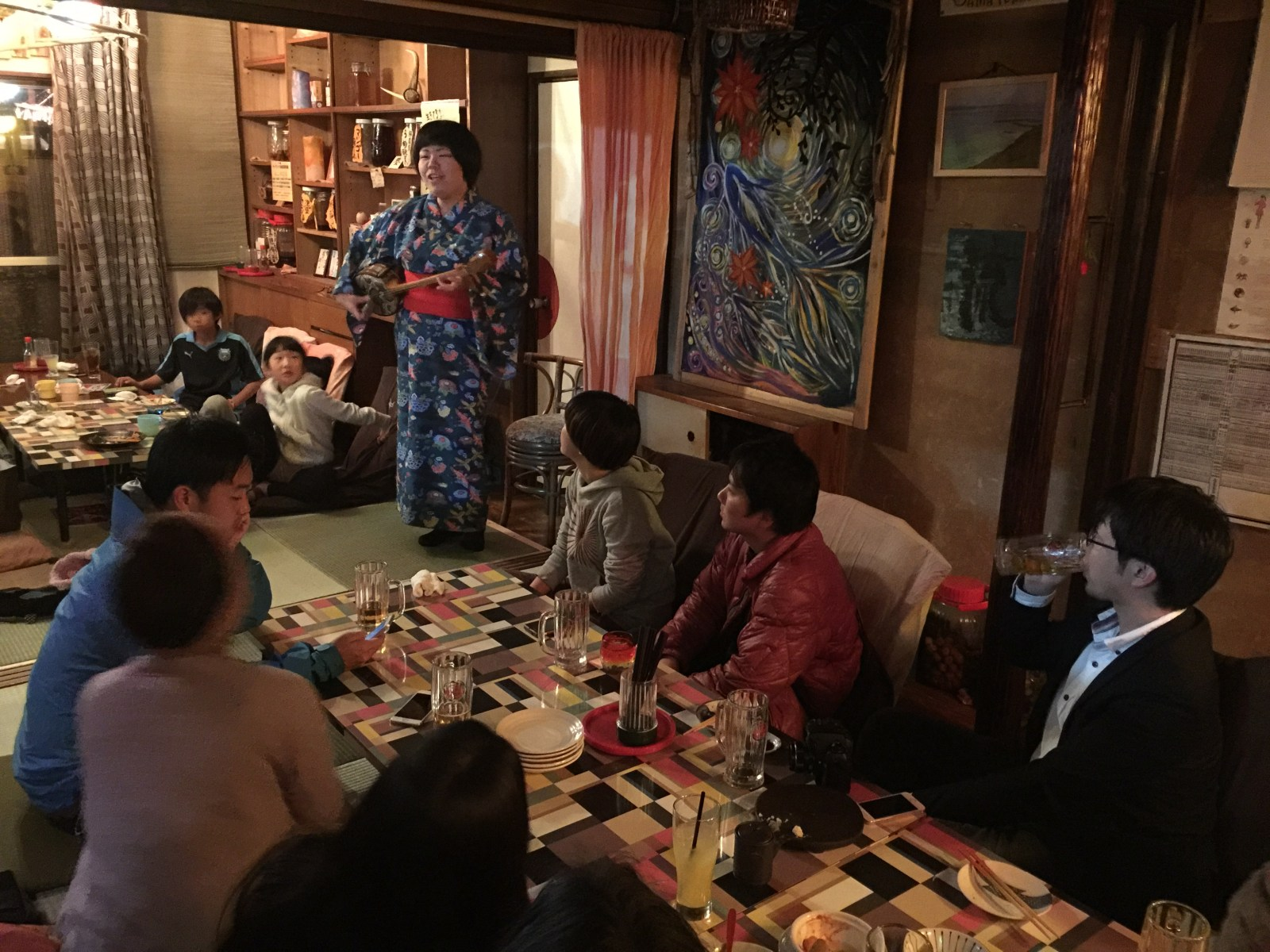 LIVE -優希美- @南北酒家 チャランケ 2/14