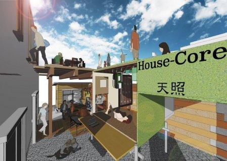 JAM-HOUSE-CORE-天照