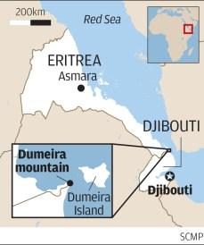 Jabuti - Eritrea Border
