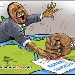 Cartoon Kenya