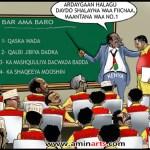 Cartoon – Kenya iyo xildhibaanadda