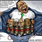 Cartoon – Uhuru