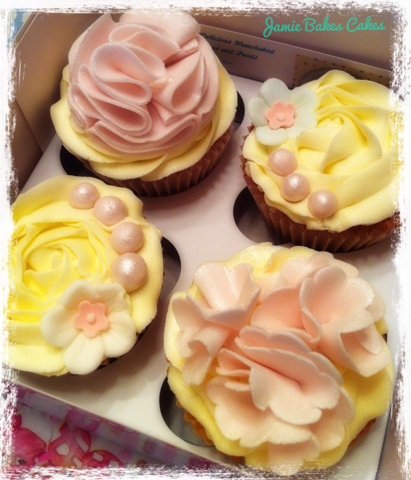 Cupcakes Jamie Bakes Cakes
