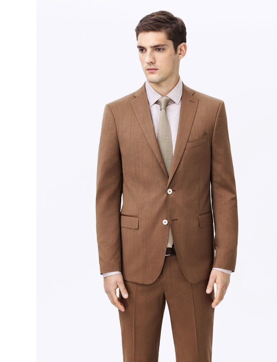 Zara Launch Their Menswear Tailoring Lookbook For S/S13 ...