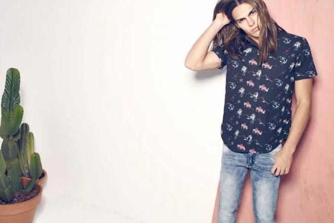 Pull & Bear 'March' S/S14 Menswear Lookbook Update menswear mensfashion lookbook collection