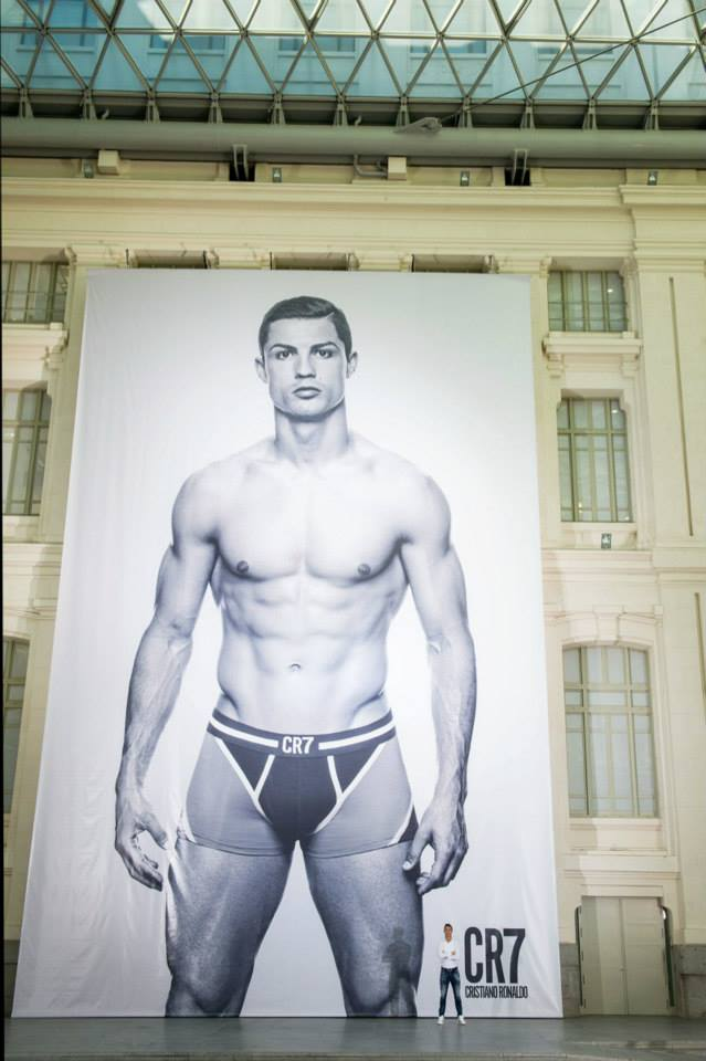 Bang + Strike Launch The CR7 Underwear Range From Christiano Ronaldo