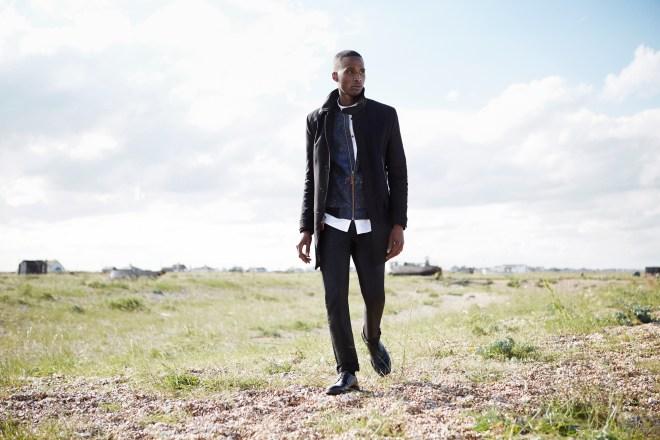 River Island Holloway Road A/W14 Menswear Lookbook coat jacket outwerwear layering outfit