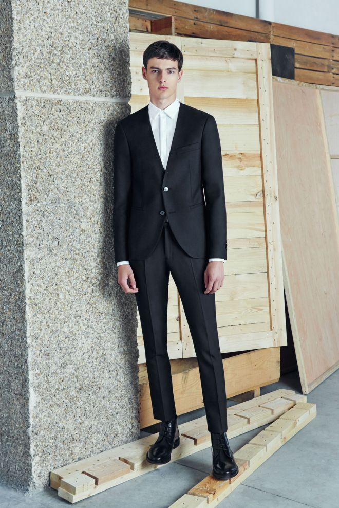 Zara A/W14 Menswear Lookbook Update mens fitted slim fit suit tailoring menswear mensfashion style fashion