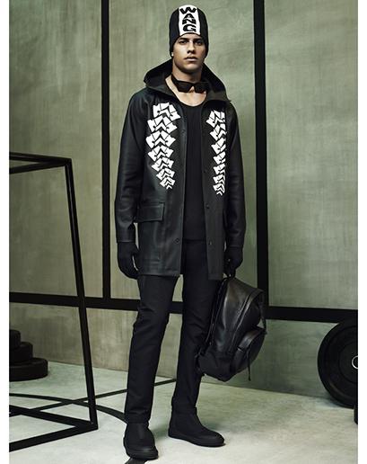 Alexander Wang For H&M Full Menswear Lookbook #AlexanderWangxHM